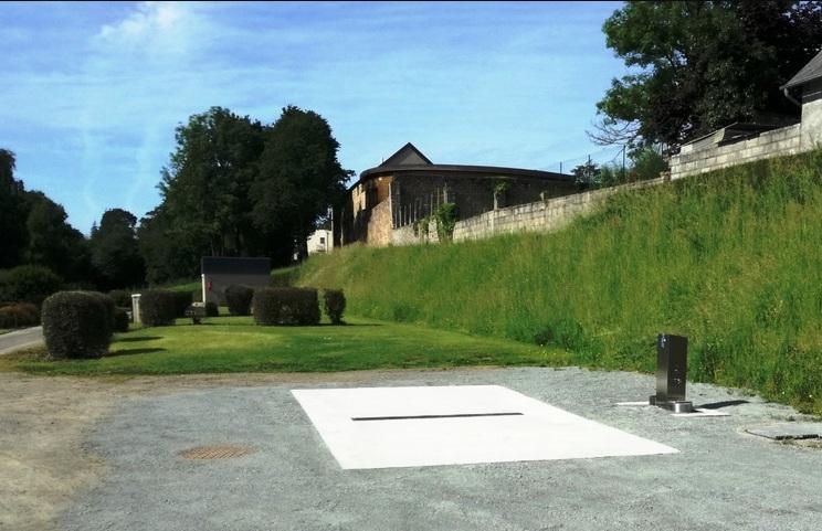 Aire camping-car à Châtelaudren (22170) - Photo 6